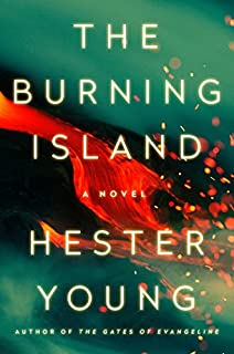 Book Cover: The Burning Island