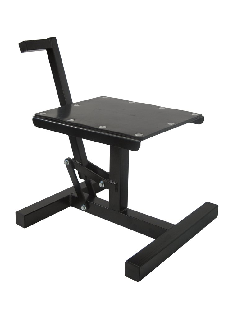 Motorsport Products LIFT-6002 Black Econo Steel Lift Stand