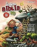 Nuevo Testamento - Cuaderno para colorear y de actividades - Bilingüe: New Testament Coloring and Activity Book - Bilingual (La gran Biblia y yo)
