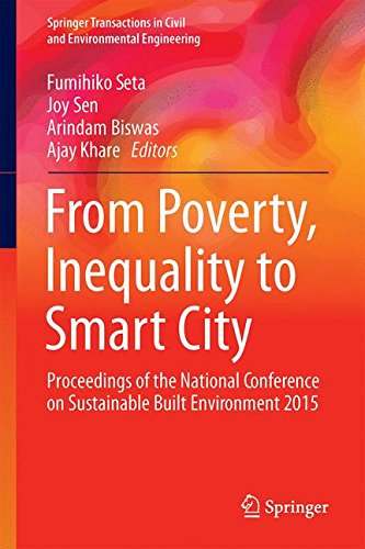 From Poverty, Inequality to Smart City: Proceedings of the National Conference on Sustainable Built Environment 2015 (Sp
