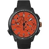Timex Herren-Armbanduhr Analog Quarz Kautschuk TW2P73100