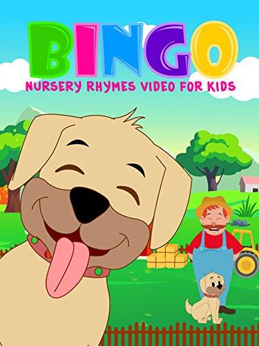 Bingo   Nursery Rhymes Video For Kids