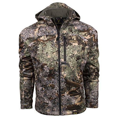 Kings Camo XKG Lone Peak Camo Jacket, Desert Shadow, Large