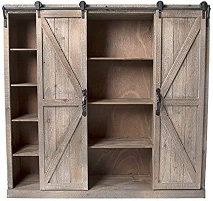 Amazon Rolling Door Cabinet 46 Inches Kitchen Dining