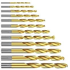 Twist Drill Bit Set(12PCS), Werkzeug Tit...