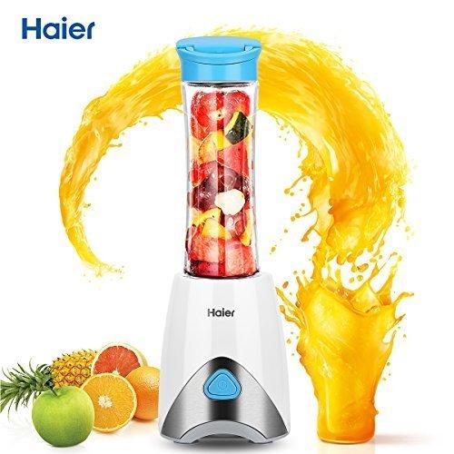 Haier Portable Blender Mini Multi-function Household Extractor Juicer Baby Food Maker