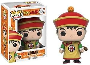 Funko Dragonball Z Gohan Figura de Vinilo Estándar 7424