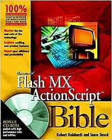 Flash MX: Books