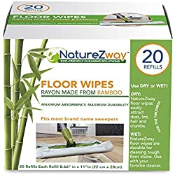 Naturezway Wipe Floor Bamboo