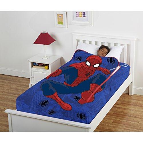 ZippySack - Marvel Spiderman (Twin Size)