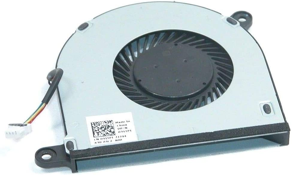 NEW CPU Cooling Fan For DELL Inspiron 13-5368 5378 7368 7378 2-in-1 31TPT
