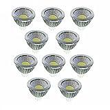 SZYT LED plastic aluminum 12v lamp cup 4W COB spotlight white light