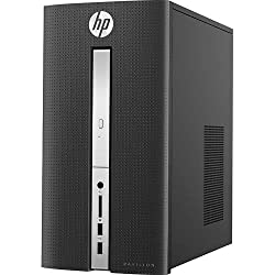 2016 Flagship HP Pavilion 510 Series Desktop PC Tower, Intel Core i7-6700T Quad-Core Processor, 8GB DDR4 RAM, 2TB Hard Drive, Intel HD Graphics 530, DVD, WIFI, HDMI, Bluetooth, Windows 10 Home