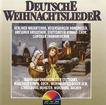 Alte Weihnachtslieder Deutsch.Deutsche Weihnachtslieder