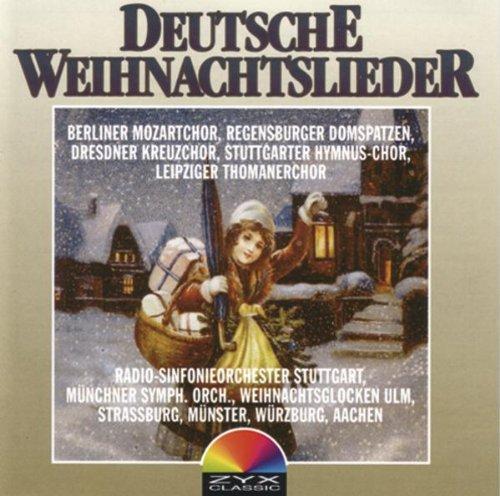 Deutsche Weihnachtslieder by Zyx Classics