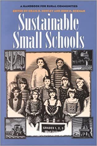 Sustainable Small Schools: A Handbook for Rural Communities (1997-02-01)