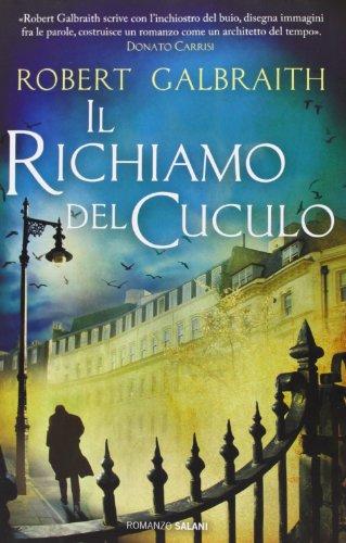 Il richiamo del cuculo (Italian Edition)