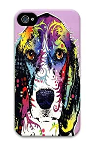 beagle PC For Case Iphone 5/5S Cover and For Case Iphone 5/5S CoverD