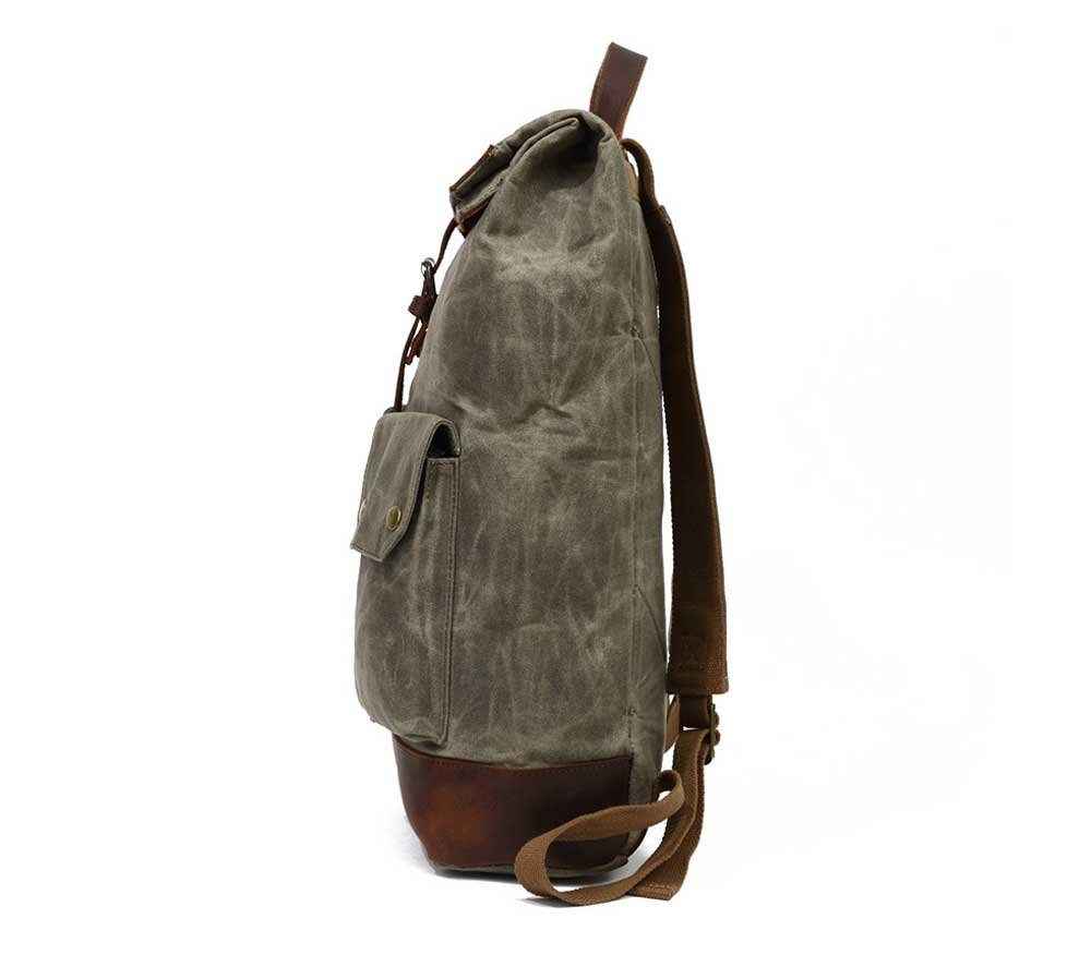 Color : Gray Amyannie Leisure Waterproof Large Space Shoulder Messenger Bag