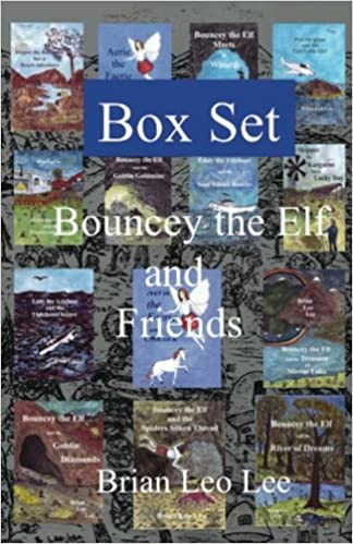 Bouncey the Elf and Friends Bedtime Stories