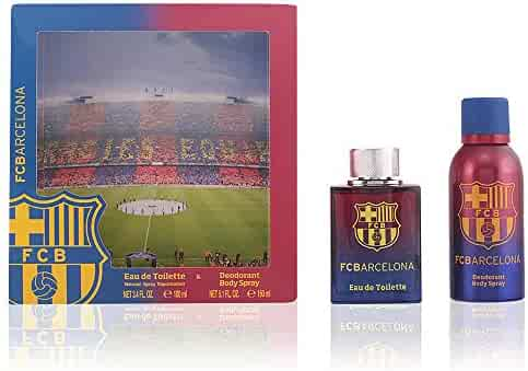 Air-Val International Fc Barcelona for Men 2 Piece Gift Set