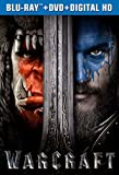 Warcraft [Blu-ray + DVD + Digital HD]