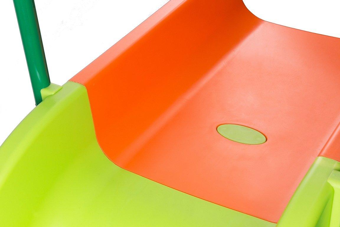 SLIDEWHIZZER Outdoor Play Set Kids Slide: 10 ft Freestanding Climber, Swingsets, Playground Jungle Gyms Kids Love - Above Ground Pool Slide for Summer Backyard by SLIDEWHIZZER (Image #4)