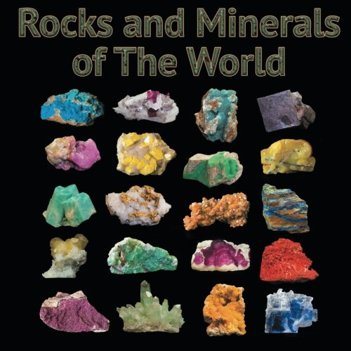 Rocks Minerals World Baby Professor