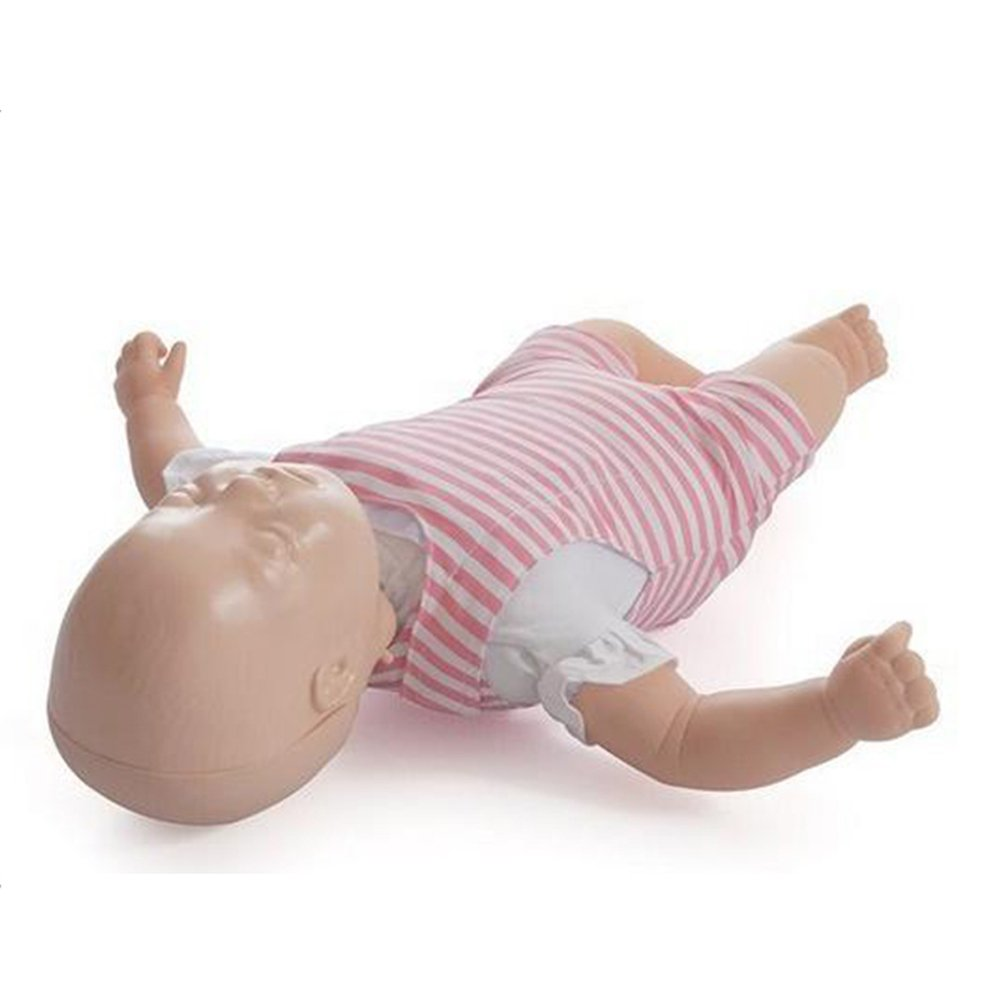 vinmax Baby First Aid Training Model Infant Obstruction First Aid Model Baby Training Manikin Baby Airway Obstruction Training Model by vinmax (Image #1)