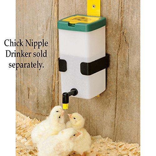 Premier Chick Nipple Drinker Wall Bracket