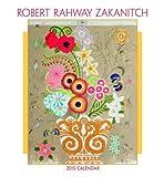 img - for Robert Rahway Zakanitch 2015 Calendar book / textbook / text book