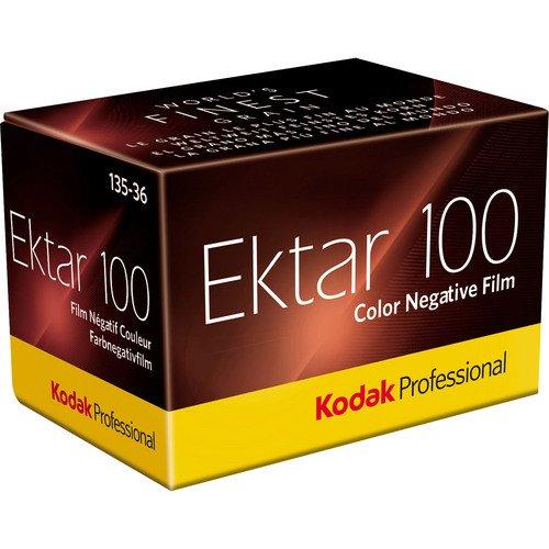 20 Rolls Kodak Professional Ektar 100 135-36 Color Negative 35mm Film by Ektar