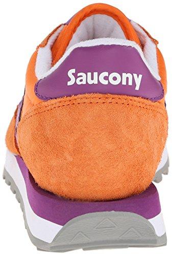Basse Donna Scarpe Original da Jazz Arancione SauconySaucony Ginnastica xqwY5XEqg