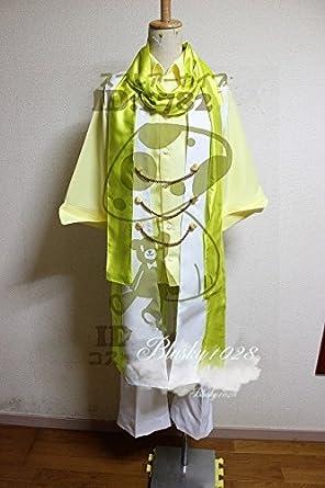 【おそ松さん】十四松 F6 衣装 コスプレ衣装 男女XS,XXXL オーダー