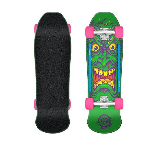 Santa Cruz Old School Skateboard Complete Roskopp Face 9.5