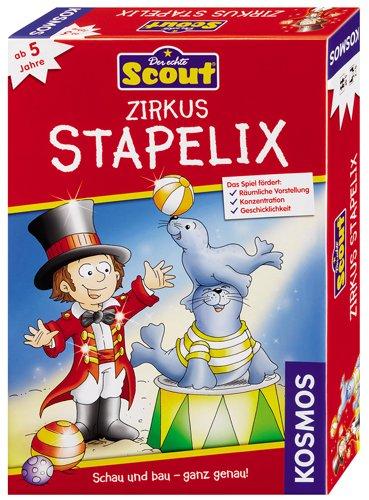 Kosmos 680336 – Scout – Zirkus Stapelix