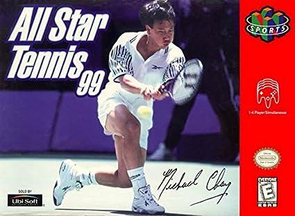 c39efb57a58 Amazon.com  All Star Tennis  99  Video Games