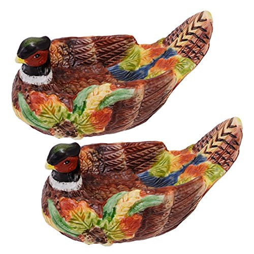 Kaldun & Bogle Home Decor Hunt Harvest Pheasant Tealight, used for sale  Delivered anywhere in USA