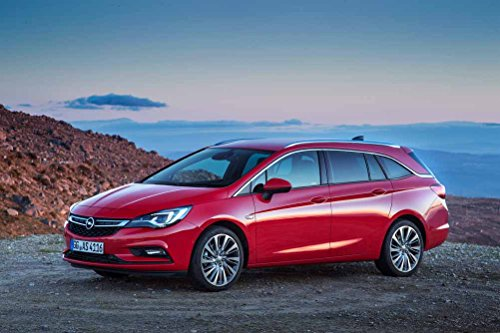 opel-astra-sports-tourer-biturbo-2016-car-print-on-10-mil-archival-satin-paper-red-front-side-static
