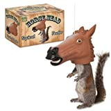Accoutrements Horse Head Squirrel Feeder .#GH45843 3468-T34562FD172757