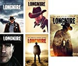 Longmire Complete Seasons 1 - 5 DVD TV