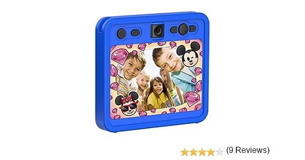 Amazon.es: Disney Cámara Emoji, Color Azul (Cefa Tronic 112)