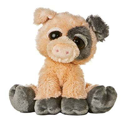 Aurora Plush 10 Inches Dreamy Eyes Pig Inches Pickles Inches by Aurora World Inc
