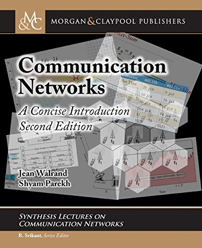Communication Networks: A Concise Introduction, Second Edition (Synthesis Lectures on Communication Networks)