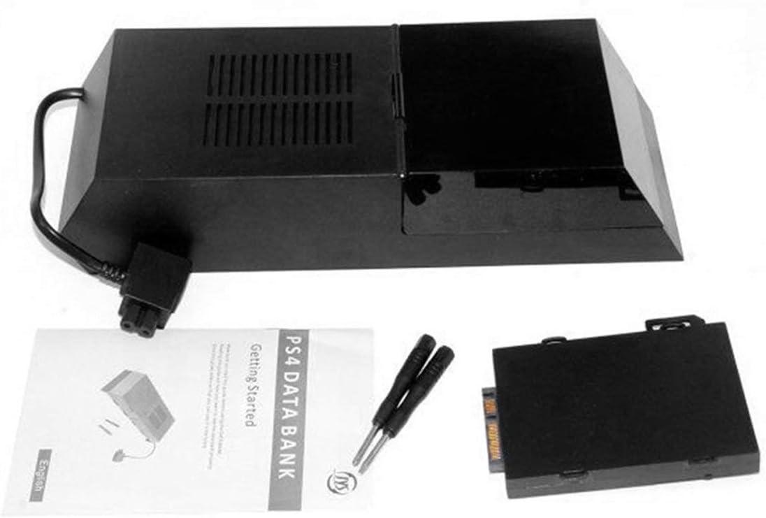 Caja de Disco Duro PS4 Extensor de Disco Duro Externo Caja de ...
