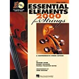 Essential Elements 2000 for Strings - Book 1 - Cello - BK+CD