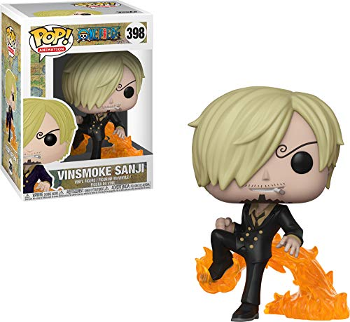 Funko - One Piece Vinsmoke Sanji - Figurina, Multicolor, estandar, 32715