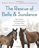 The Rescue of Belle and Sundance: One Town's Incredible Race to Save Two Abandoned Horses (A Merloyd Lawrence Book)