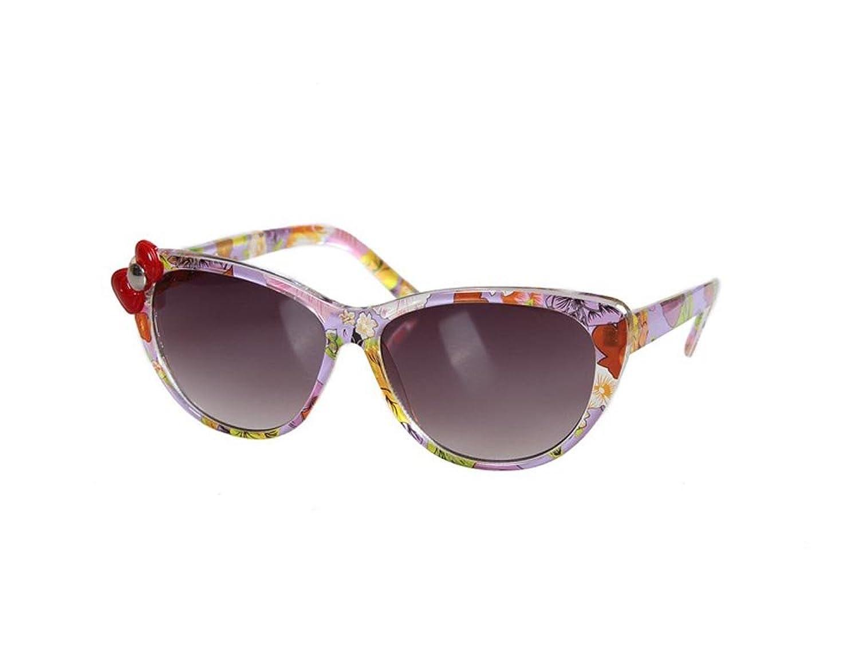 Hero Fashion sunglasses cat eye sunglasses color bow