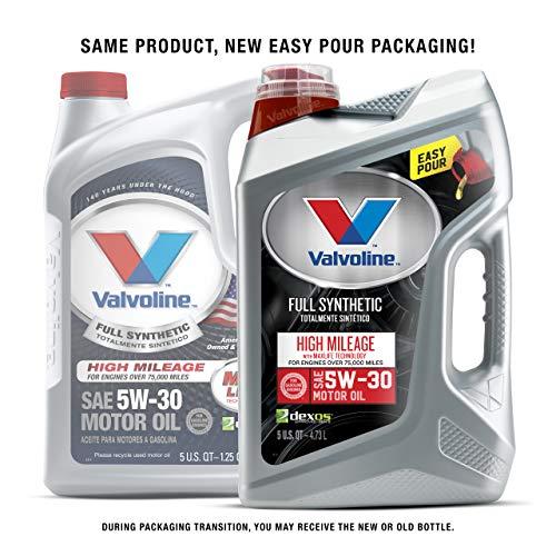 Buy valvoline full synthetic maxlife